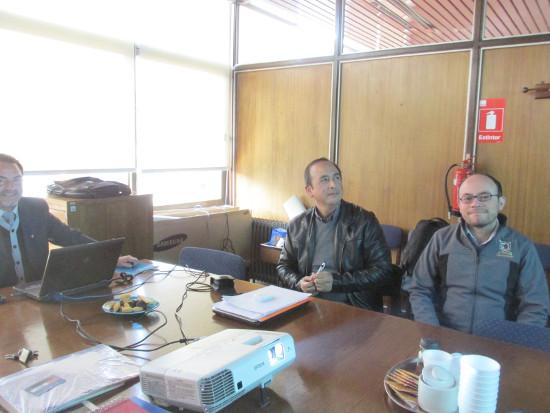 Bibliotecólogos UTA realizan Pasantías