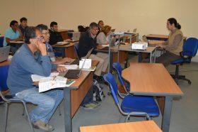 Biblioteca continúa capacitando en acceso a recursos electrónicos a titulados UTA