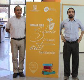 Biblioteca inicia el año invitando a respetar el silencio