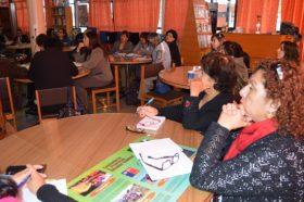 Sistema de Bibliotecas de la UTA capacita a Coordinadores CRA de colegios de Arica