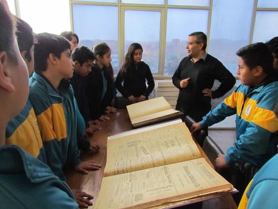 Archivo Histórico Vicente Dagnino y Colección Patrimonial Alfredo Wormald  Un espacio con inmejorabl