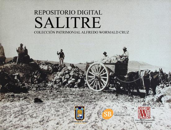 83 textos en torno a la Historia del Ciclo Salitrero en Repositorio Digital UTA