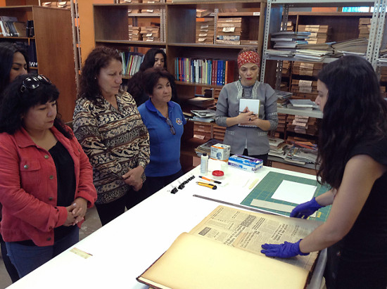 Colecciones históricas patrimoniales de la UTA asesoran implementación de Archivo Municipal de Arica