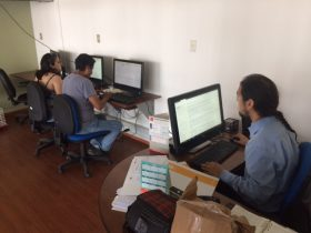 Ex alumnos de Pedagogía se capacitaron en uso de Bases de Datos
