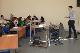 Biblioteca entrega capacitación a usuarios de RECURSOS ELECTRÓNICOS ProQuest e IEEE