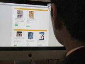 Día Mundial del Libro y Derechos de Autor: Biblioteca presenta repositorio Institucional de obras di