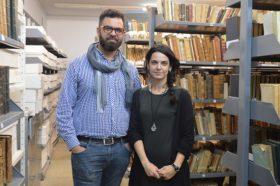 Colecciones Histórico-Patrimoniales UTA reciben asesoría de especialista