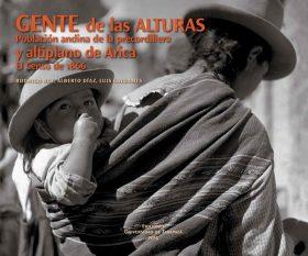 """UTA presentó libro """"Gente de las Alturas. Población andina de la precordillera y altiplano de Arica."""