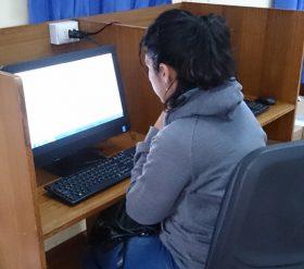 Biblioteca adquiere y renueva equipos computacionales para uso estudiantil