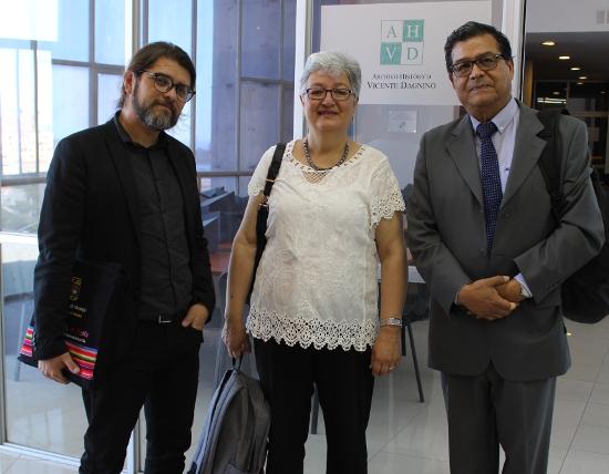 Presidenta de la Academia Boliviana de Historia visita colecciones históricas UTA
