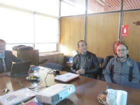 Bibliotecólogos UTA realizan Pasantías en las USACH y UCN