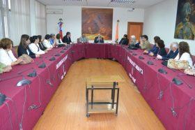 UTA es sede de Comité Plenario de Directores de Bibliotecas